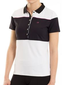 Calvin Klein Golf Colour Block Polo