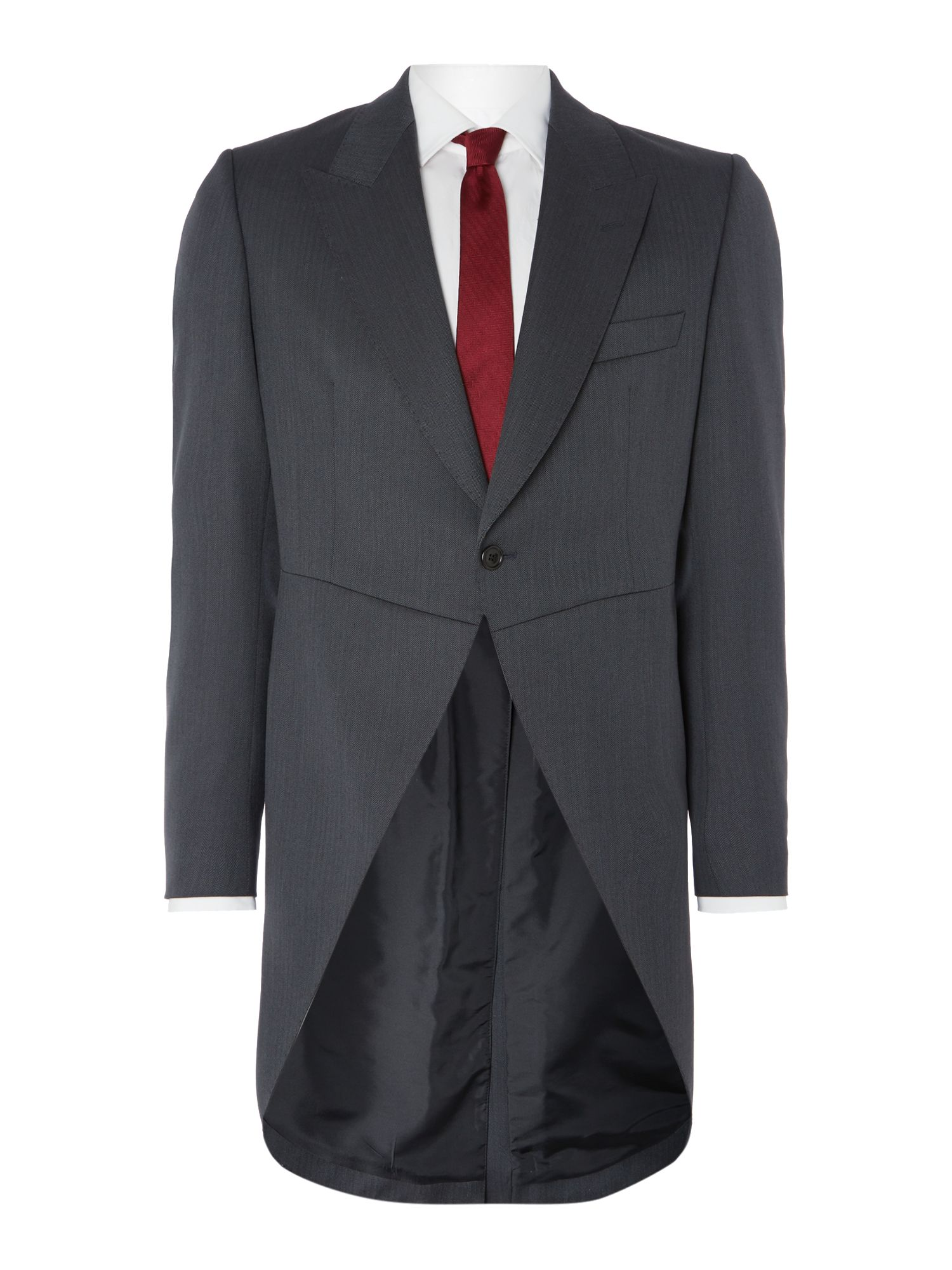 Mens Magee Button Blazer $232.00 AT vintagedancer.com