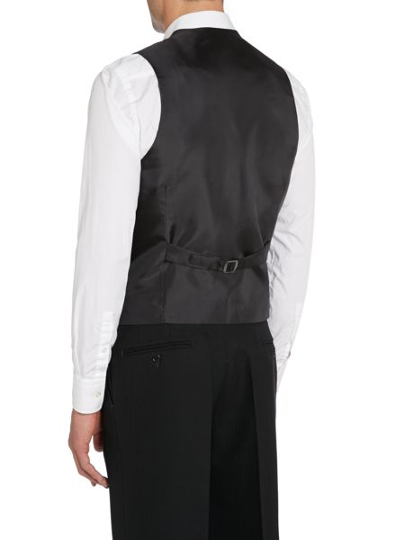 Magee Plain Classic Fit Waistcoat