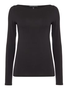 Sarah Pacini Khaliya - long sleeve t-shirt