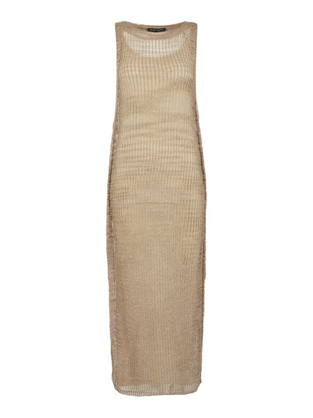 Sarah Pacini Sleeveless long dress
