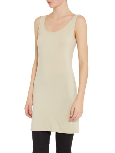 Sarah Pacini Sleeveless tunic