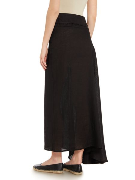 Sarah Pacini Asymetrical long skirt