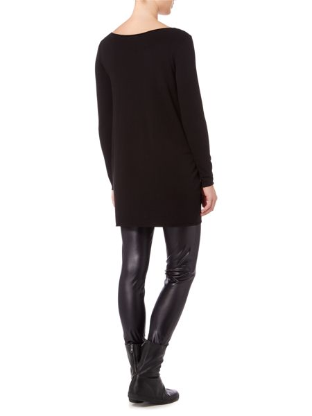 Sarah Pacini Long Tulip Sweater
