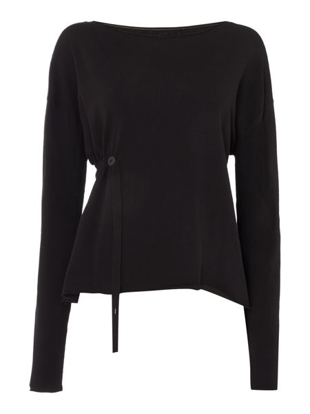 Sarah Pacini Loose Fit Sweater