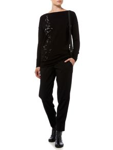 Sarah Pacini Long Sweater