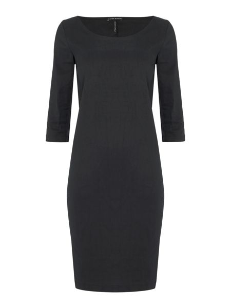 Sarah Pacini Short Fitted Dress