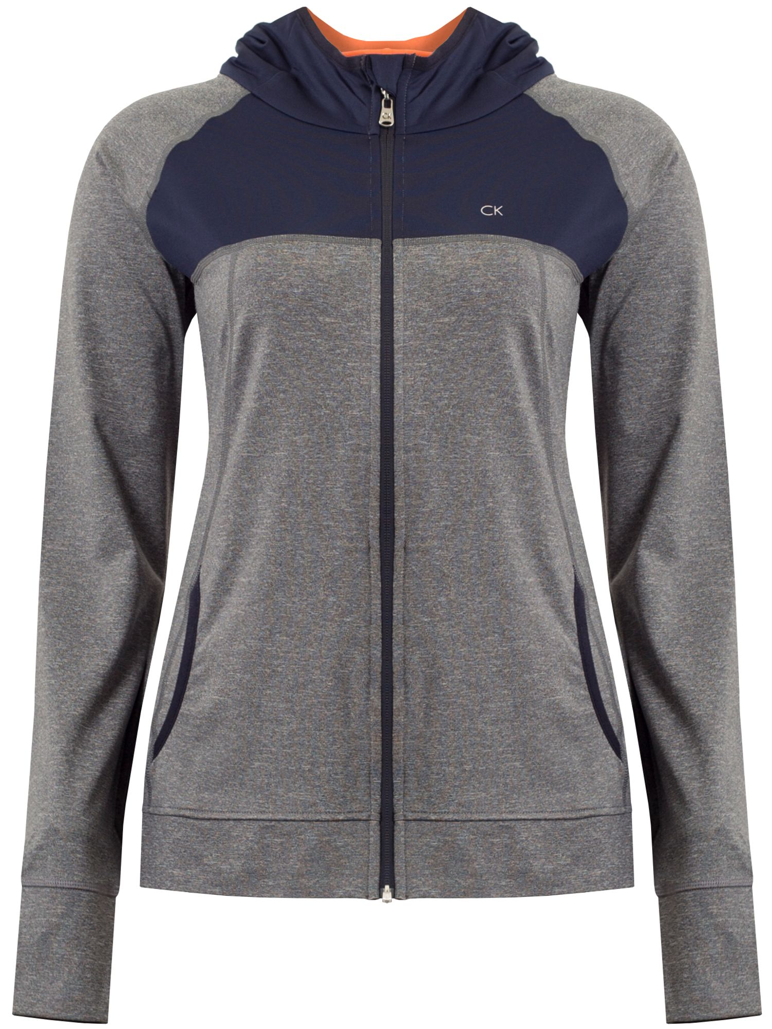 Calvin Klein Golf Tundra Jacket, Grey