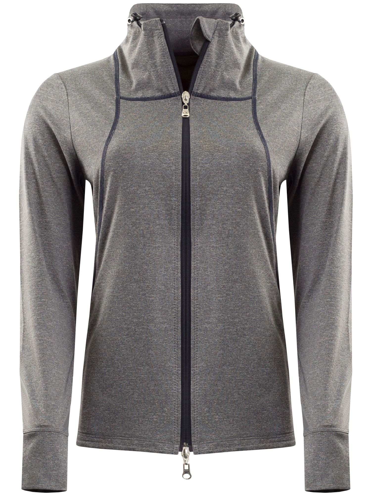 Calvin Klein Golf Aerial Tech Jacket, Grey
