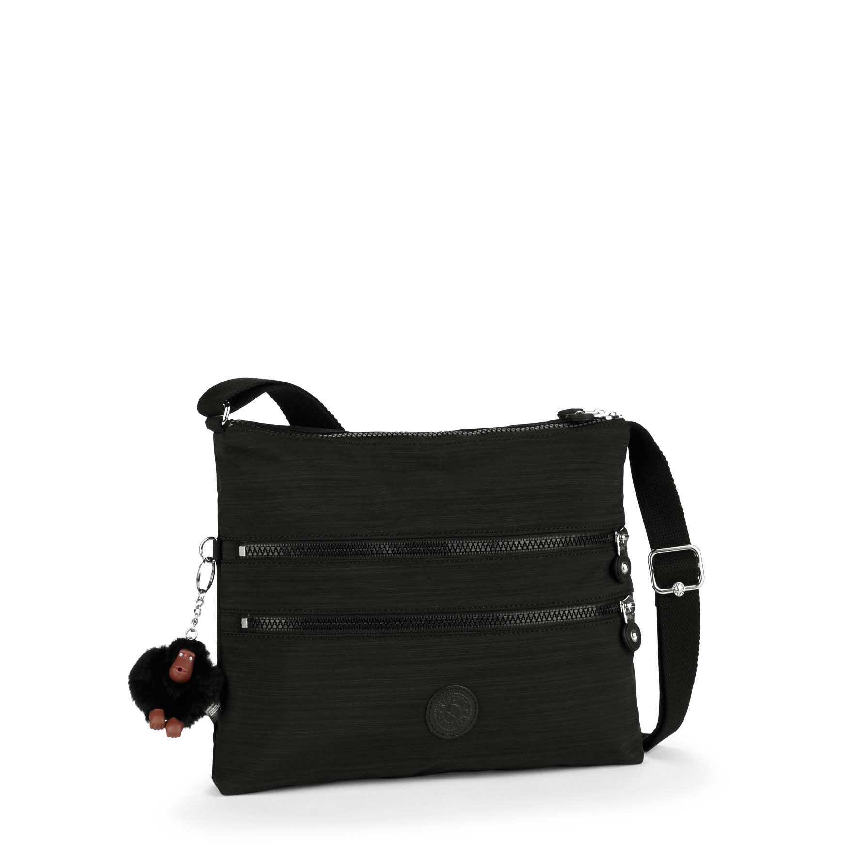 Kipling Alvar shoulder bag Black