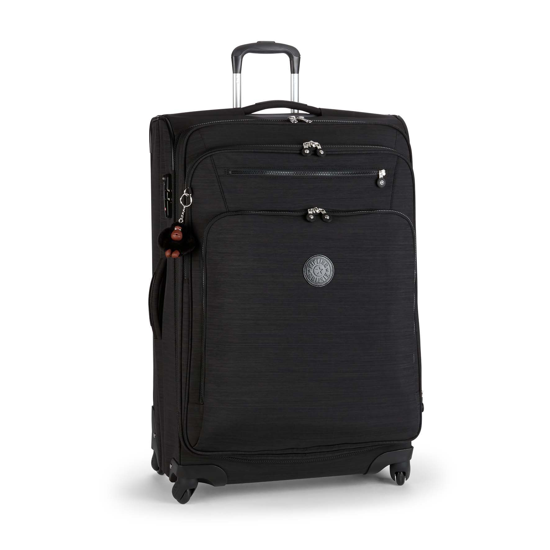 Kipling Youri spin 78 large expandable spinner Black