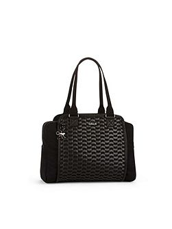 Faye fever large shoulder bag