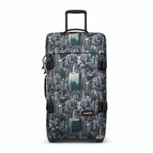 Eastpak Tranverz medium escaping pines wheeled suitcase