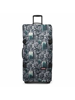 Tranverz large escaping pines wheeled suitcase