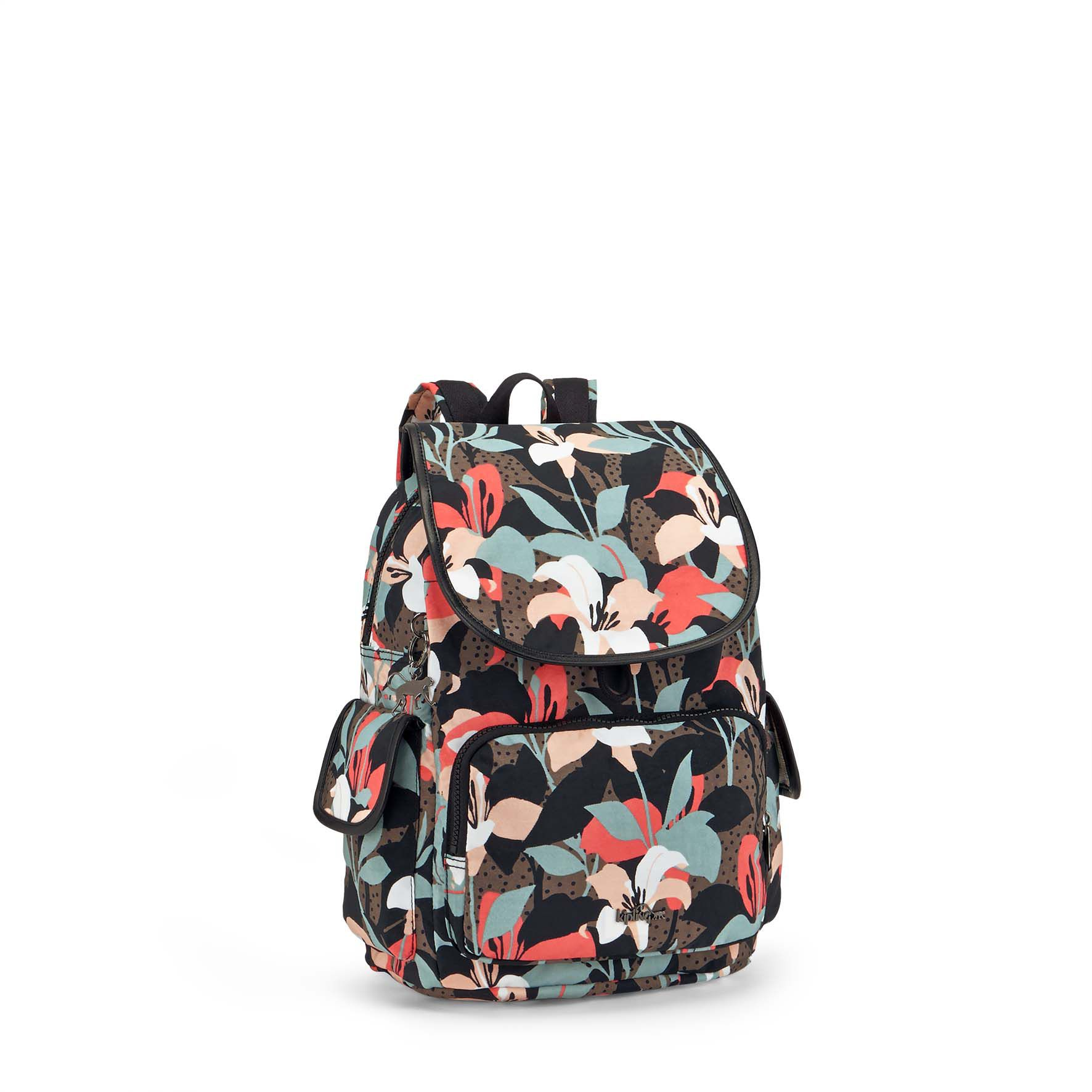 Kipling City pack backpack Graphic Floral Print