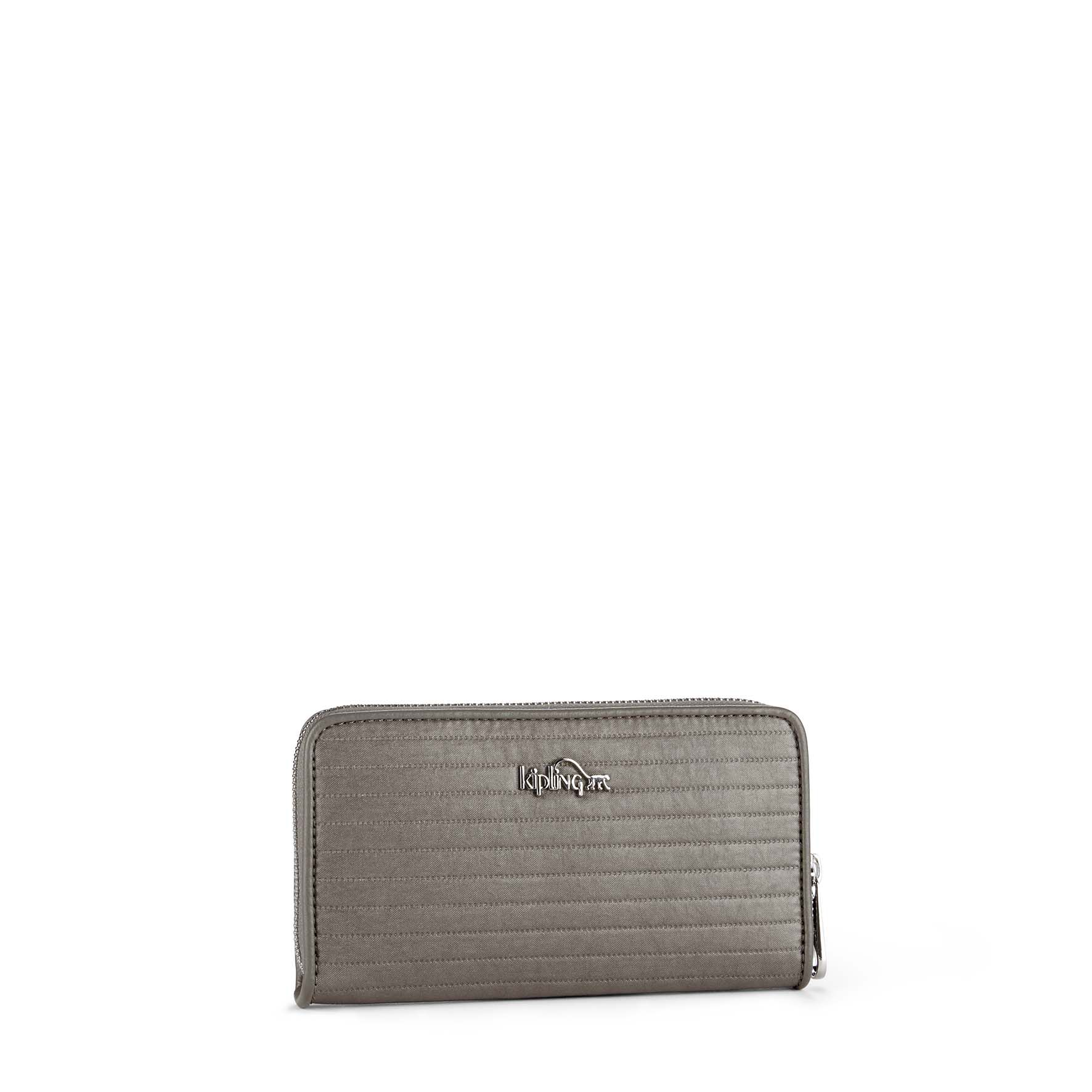 Kipling Nimmi large wallet Brown