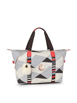 Art medium travel tote bag