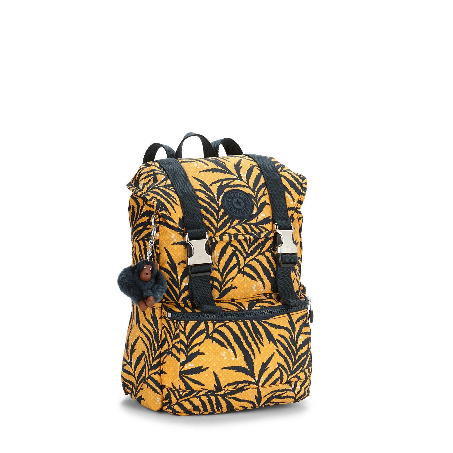 Kipling Experience small backpack Yellow