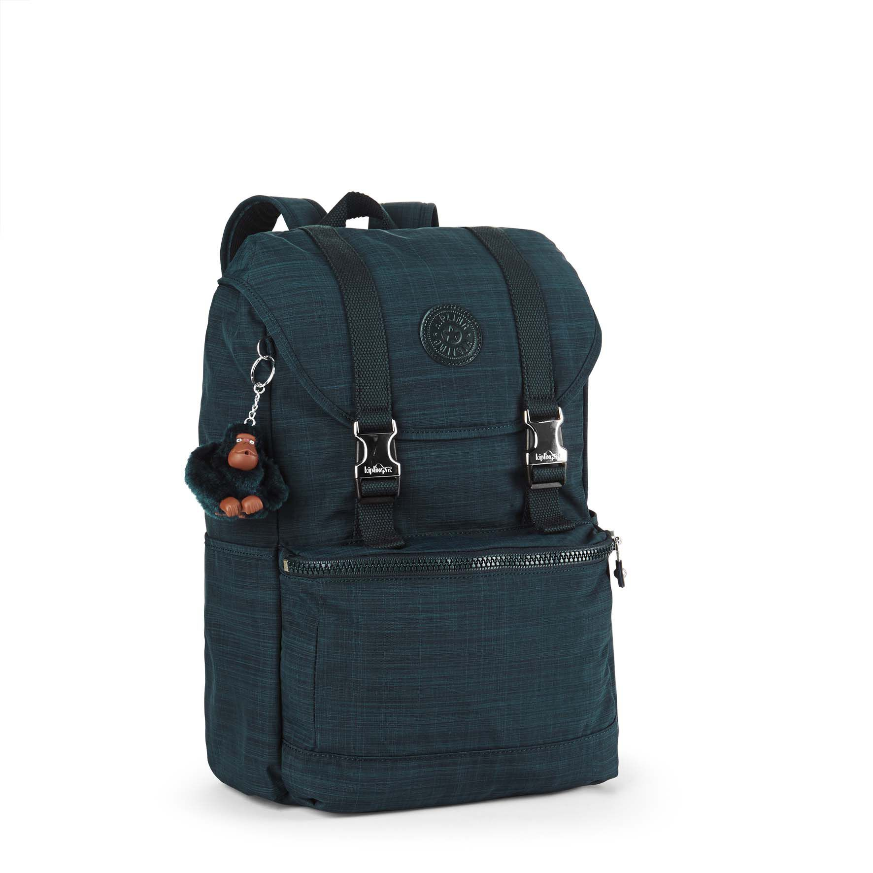 Kipling Experience medium backpack Denim