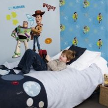 Graham & Brown Blue Toy Story 3 Wallpaper