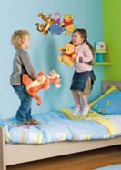 Graham & Brown Winnie the Pooh Foam Wall Decor