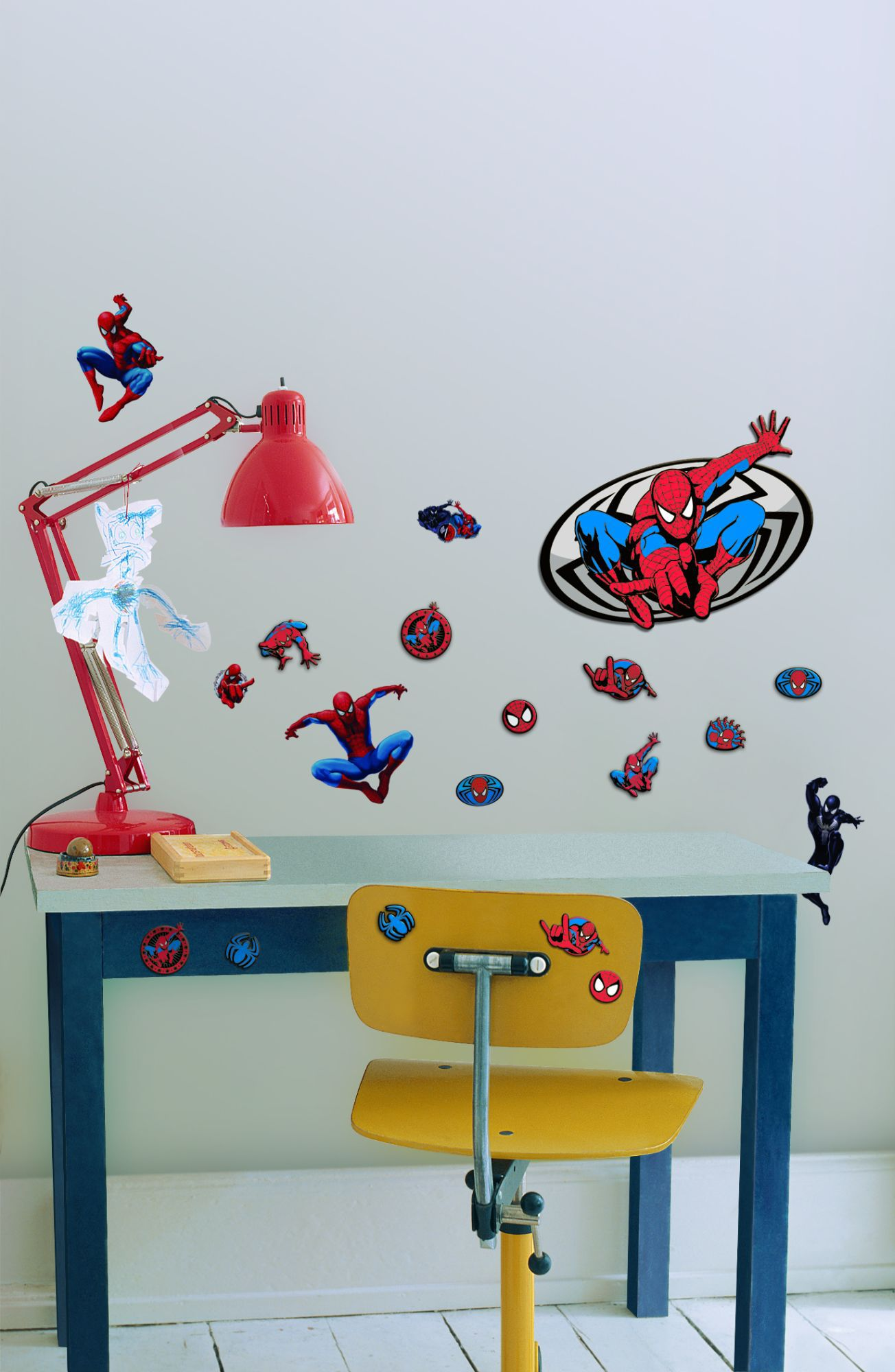 Spiderman Foam Wall Decor