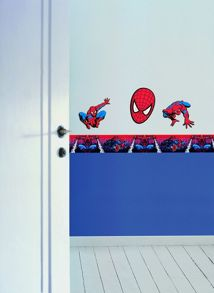 Graham & Brown Spider-man 3 piece foam elements