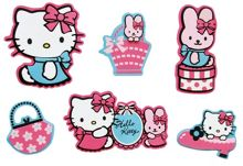 Graham & Brown Hello Kitty Mini Foam Elements 24pcs