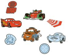 Graham & Brown Cars 2 Mini Foam Elements 24pcs
