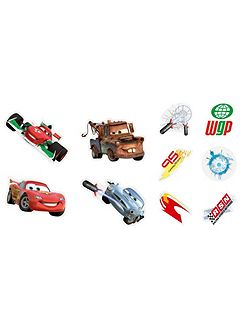 Graham & Brown Disney cars 10 piece foam