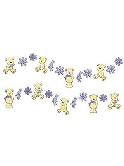 Graham & Brown Bears Mini Foam Wall Elements