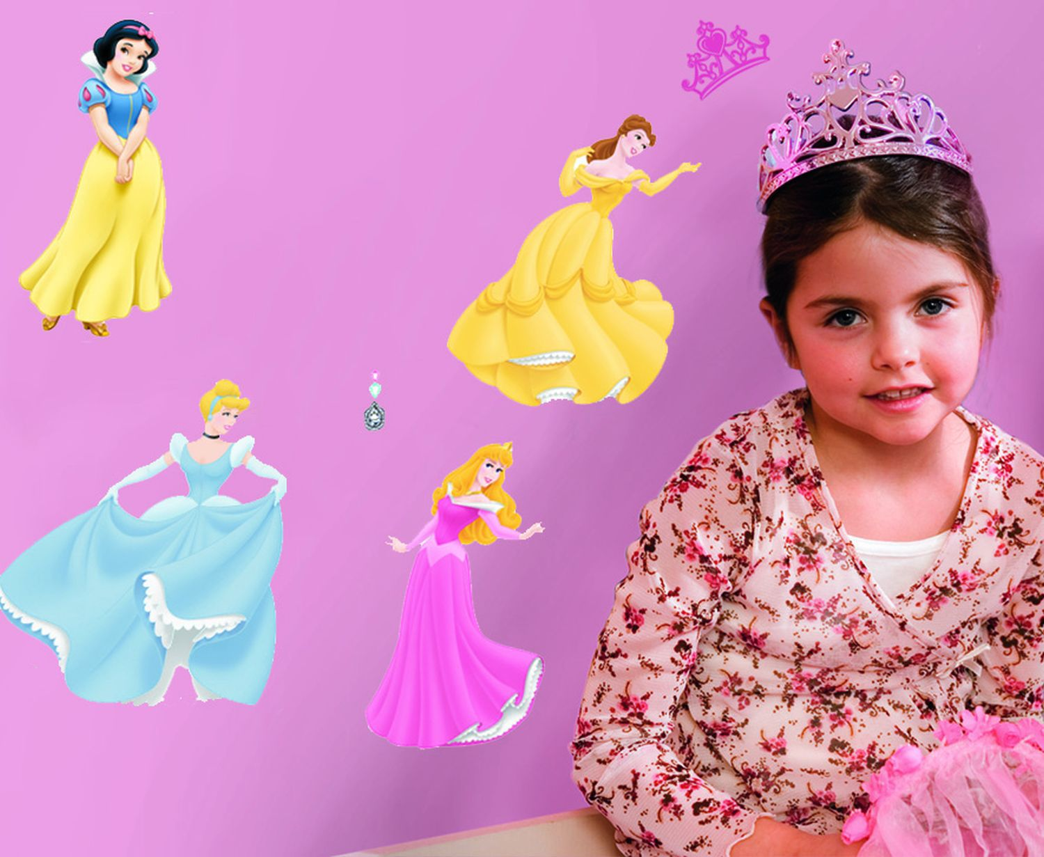 Princess Wall Sticker