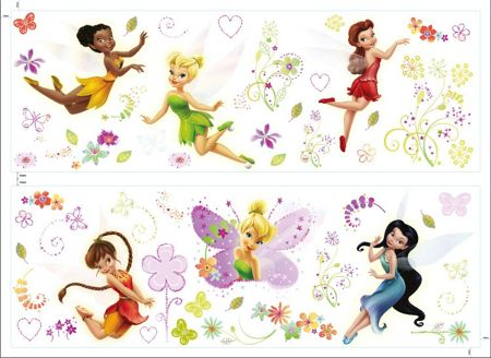 Graham & Brown Fairies Wall Sticker