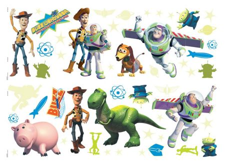 Graham & Brown Toy Story Wall Sticker