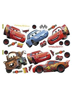 Cars Wall Sticker