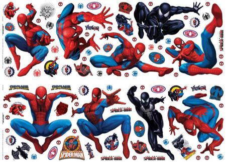 Graham & Brown Spiderman Wall Sticker