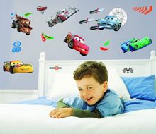 Cars 2 Wall Sticker