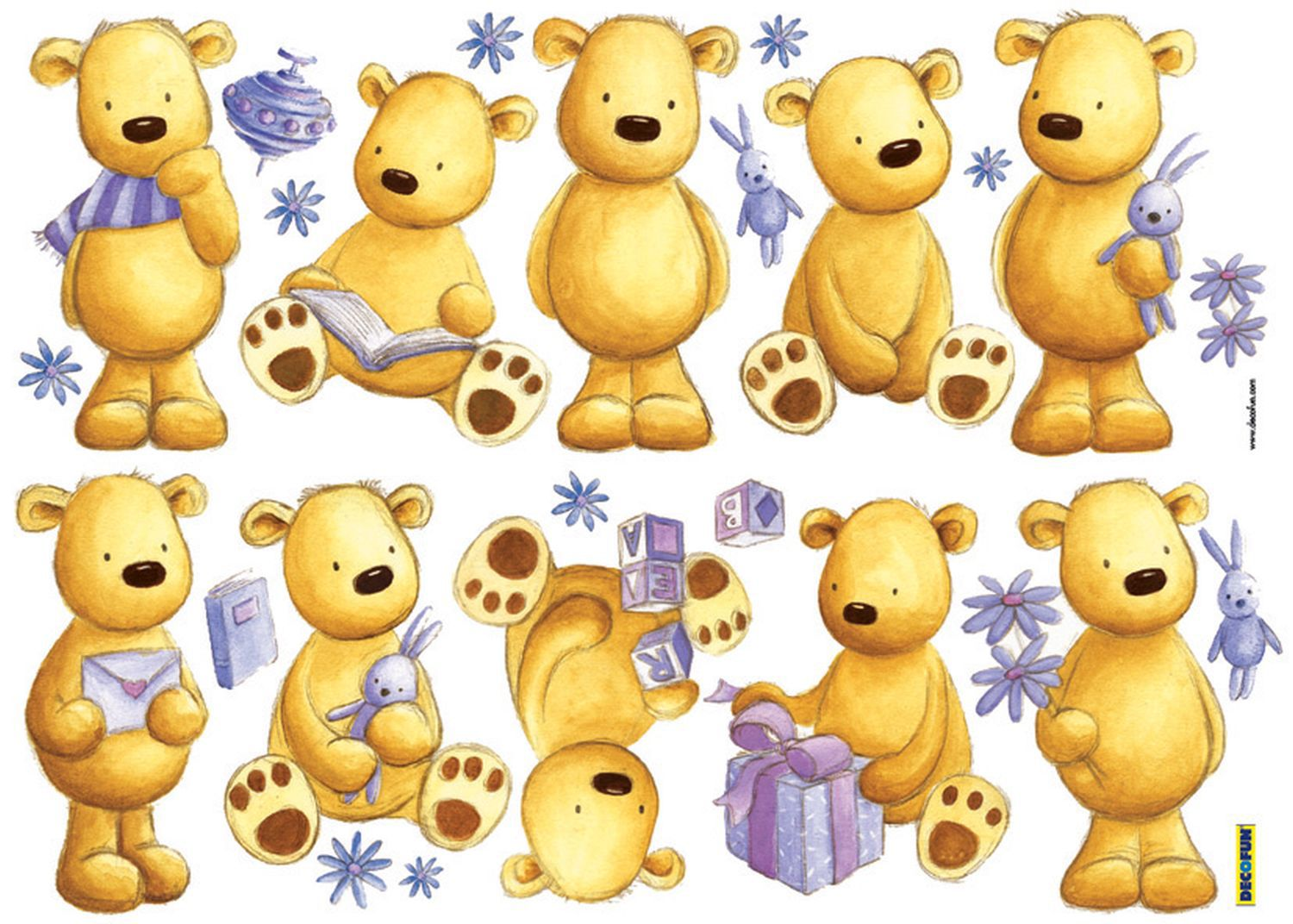 Bears Wall Stickers