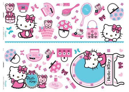 Graham & Brown Hello Kitty Wall Sticker