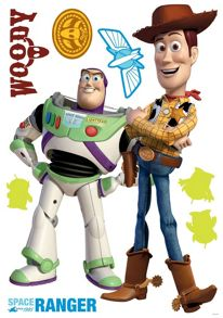 Graham & Brown Toy Story Maxi Sticker