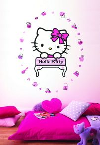 Hello Kitty Maxi Sticker