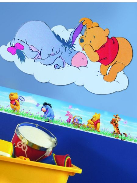 Graham & Brown Winnie the Pooh Small Border Roll