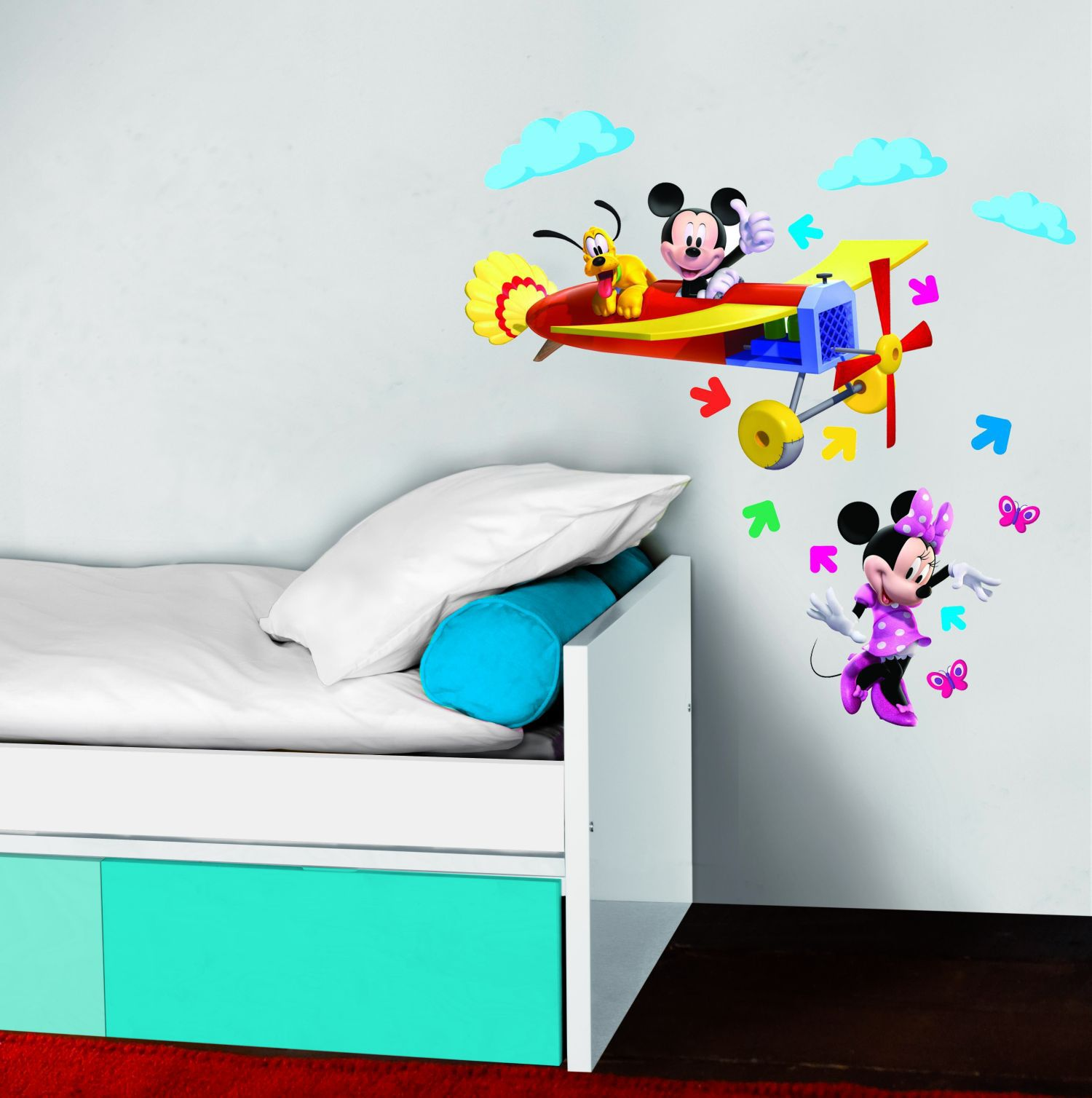 Mickey Large Wall Sticker