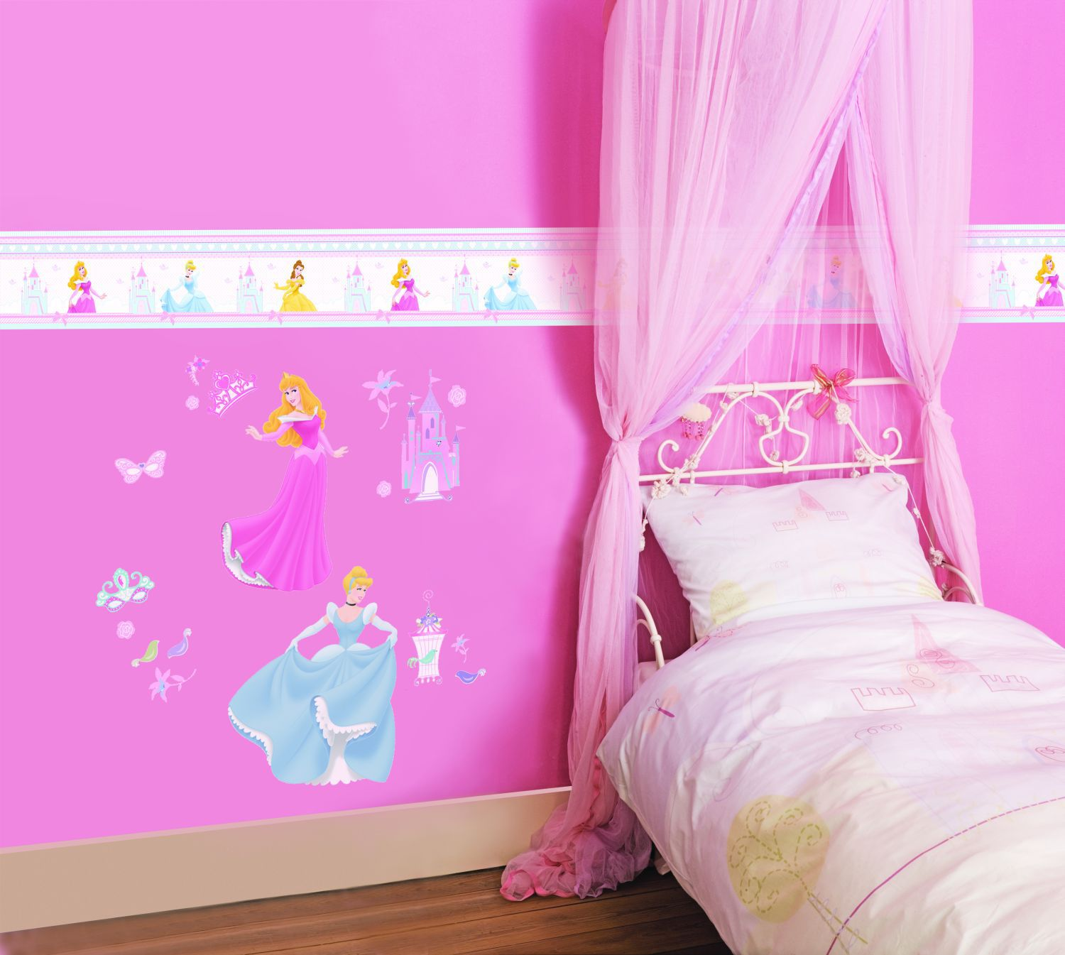 Princess Large Wall Sticker