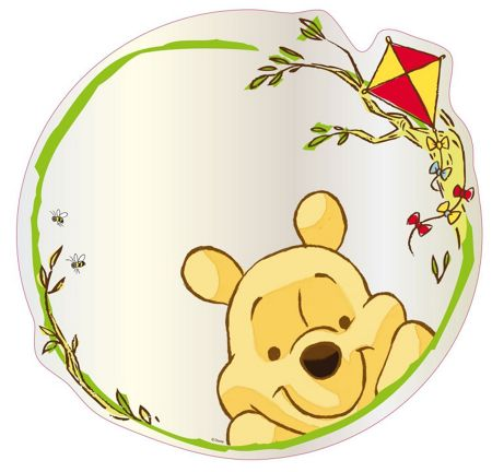 Graham & Brown Winnie the Pooh Mirror Medium