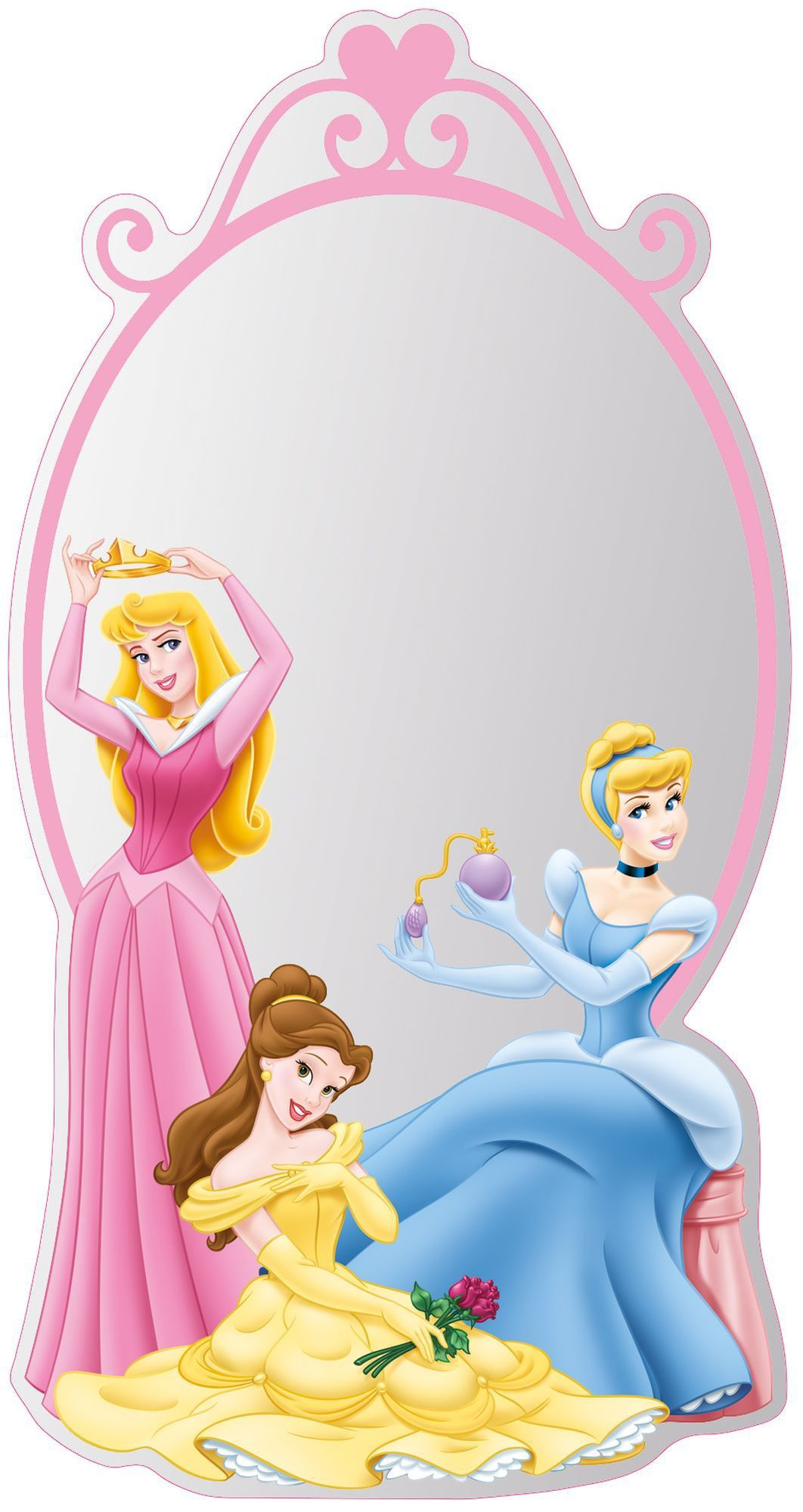 Princess Mirror Large