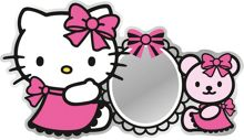 Hello Kitty Mirror Large