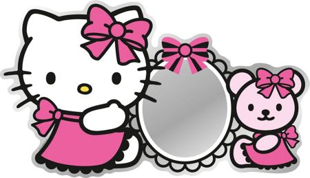 Graham & Brown Hello Kitty Mirror Large