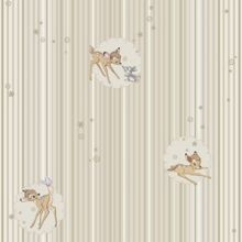Graham & Brown Brown Bambi Wallpaper