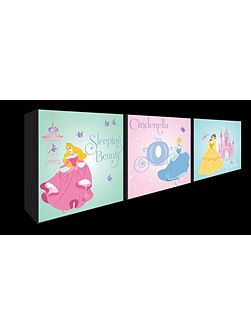 Princess Set of 3 Box Art